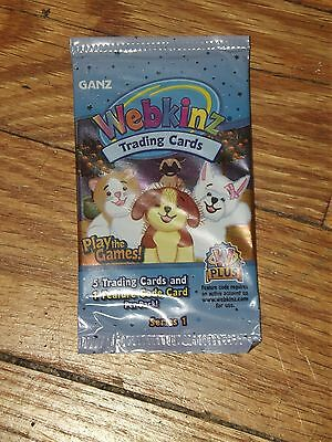 Webkinz  Collectible Trading Cards -  New w/Unused Code