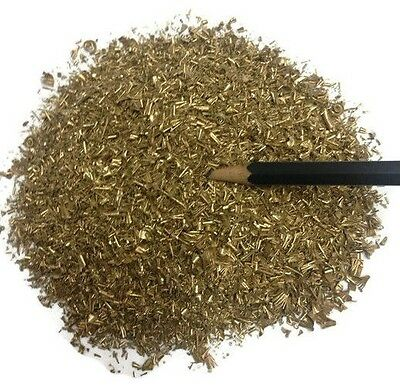 4Lb Shavings Brass Orgone Craft Metal Art Science Supplies Project Turnings Dust