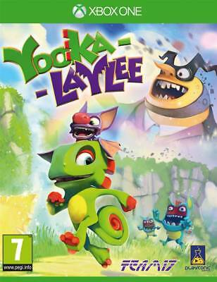 Yooka Laylee Xbox One  VF NEUF SOUS BLISTER