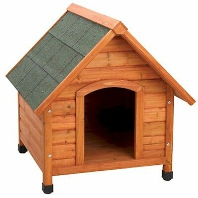 Premium Plus A-Frame Large Dog House sold by ChuggLyfe.com