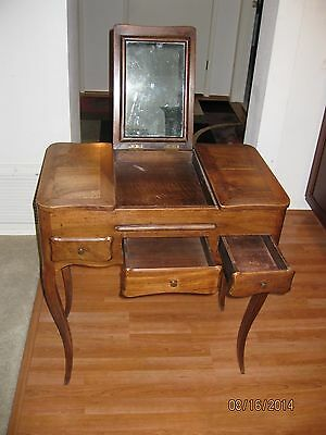 antique french furniture vanity