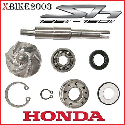 Kit revisione pompa acqua per Honda SH I 125-150 2002-2003-2004-2005-2006-2007