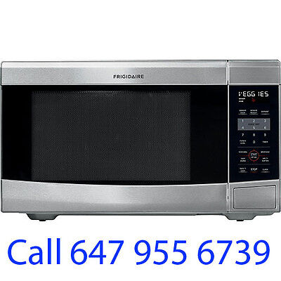Frigidaire 1.6 Cu. Ft. Microwave (CFCE1638LS) - Stainless Steel