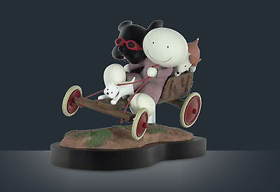 Hold On Tight Limited Edition Sculpture by Renowned Artist Doug Hyde!
