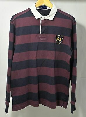 Fred Perry Polo Vintage M Maglia Fred Perry Uomo Shirt Fred Perry 100% Cotone