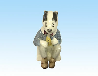 "Beswick - ""Bill Badger"" Style One, Rupert And His Friends Series"