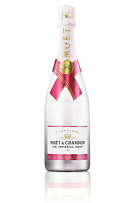 Moet & Chandon Ice Imperial Rose  0,75 Liter Flasche 12% Vol Champagner