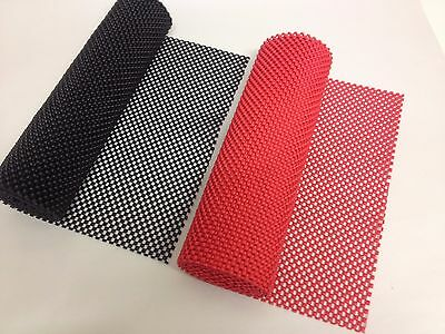 Anti Slip Kitchen Liners Non Slip  Mat Cut To Size Anti Skid Grip Long 30*200Cm
