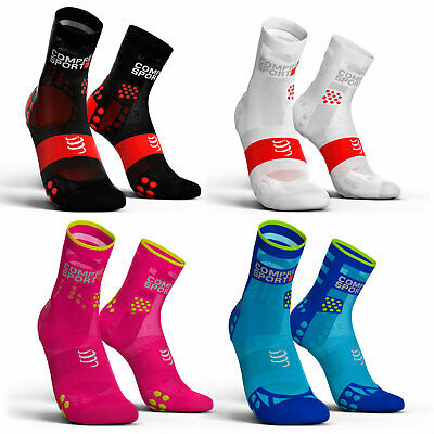 Compressport Pro Racing Socks V3.0 Ultralight Run High Cut Laufsocken Running