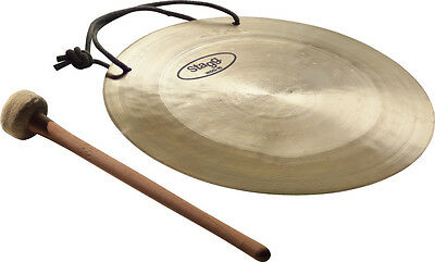 """10"""" Wind Gong with beater"""