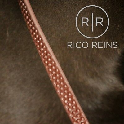 Bio Grip Super Flexi Reins Various Sizes Black Brown