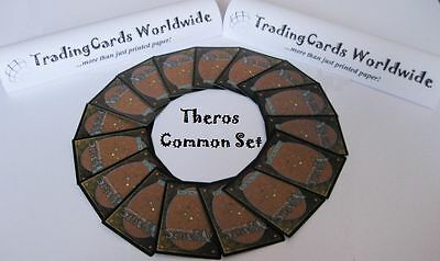 Theros Complete Common Set // 101|101 // NM // engl.