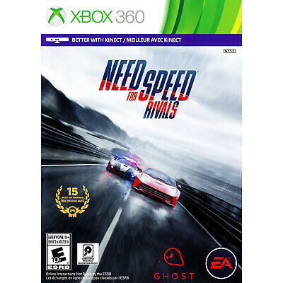 Need for Speed: Rivals Xbox 360 [Brand New]