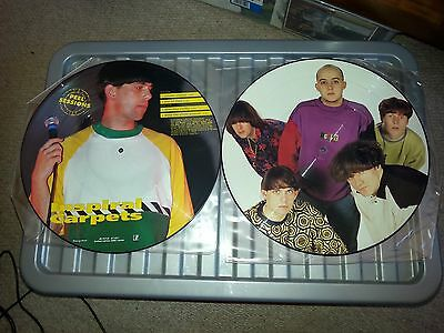 "Inspiral Carpets - John Peel Sessions - 12"" Ep - Unplayed - Record"