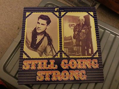 Still Going Strong - White Label - V/a - Rockabilly - Lp Record