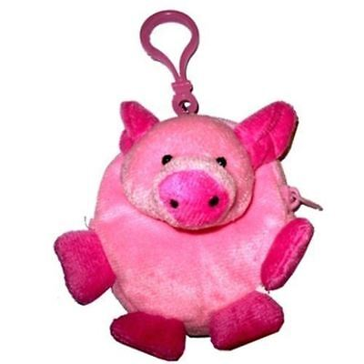 Pig Babe Keyring Purse Novelty Party Bag Fillers