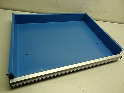 "BRAND NEW COMPLETE LISTA 19""x 25"" DRAWER & BRACKET ASSEMBLY (x1)"
