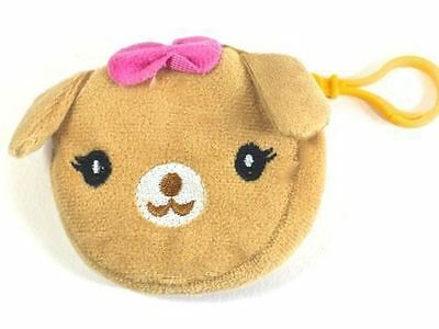 Dog Small Purse Fun Character Keyring Party Bag Fillers
