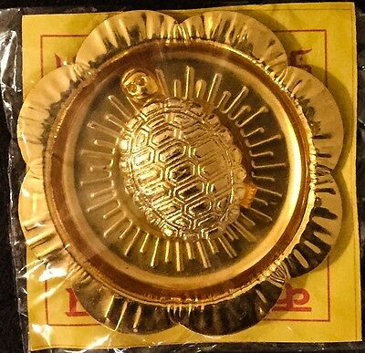Wishing Tortoise Feng Shui Chinese Lucky Charm Wealth Puja Altar Spells Magical
