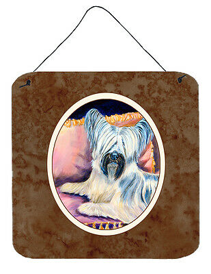 Carolines Treasures  7154DS66 Skye Terrier Wall or Door Hanging Prints