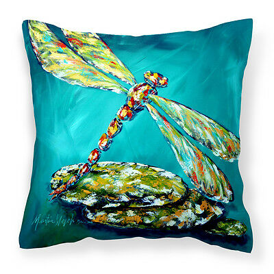 Insect - Dragonfly Matin Canvas Fabric Decorative Pillow