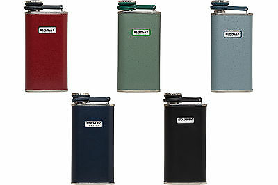 Stanley 8 oz Classic Flask, 5 Colors