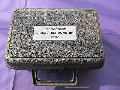 Electro-therm SH66A Digital Multi Probe Temperature Tester- Cooper Instrument Co