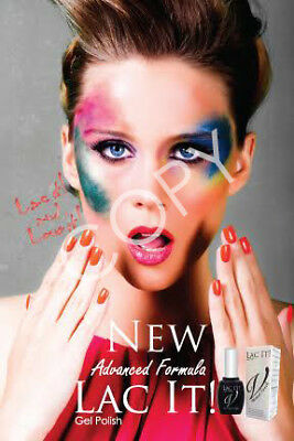 en Vogue Salon Poster - Lact It! Advanced Formula (FREE POST)
