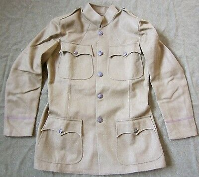 Wwi Us M1917 Officer Wool Field Tunic-Large/xlarge