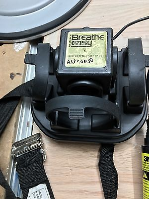 3M Airstream Breath Easy Turbo Unit, charger, battery, sealed filters PAPR
