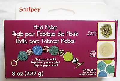 SCULPEY MOLD MAKER - MAKES MOLDS & SOFTENS CLAY - 227g