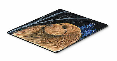 Carolines Treasures  SS8391MP Starry Night Sussex Spaniel Mouse Pad / Hot Pad /