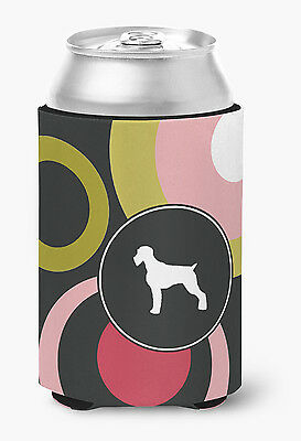 German Wirehaired Pointer Can or Bottle Beverage Insulator Hugger