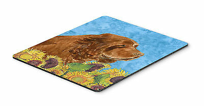 Carolines Treasures  SS4143MP Sussex Spaniel Mouse Pad, Hot Pad or Trivet