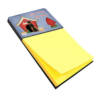 Dog House Collection Manchester Terrier Sticky Note Holder