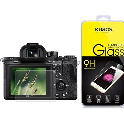 KHAOS Ballistic Glass Screen Protector For Sony RX100 /A7M2 /A7R /A7R2