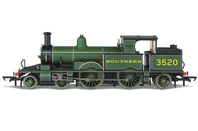 Oxford OR76AR006 Dampflok No. 3520 Southern Spur 00