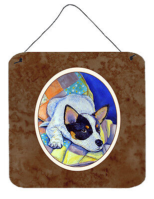 Australian Cattle Dog Sew Perfect Wall or Door Hanging Prints