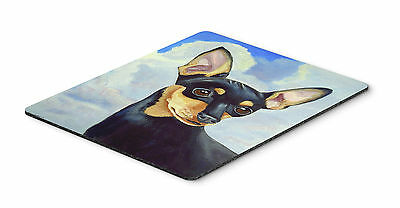 Carolines Treasures  7073MP Min Pin Mouse Pad, Hot Pad or Trivet
