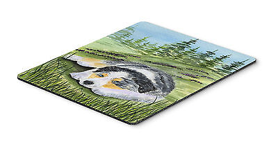 Carolines Treasures  SS8283MP Australian Shepherd Mouse Pad / Hot Pad / Trivet