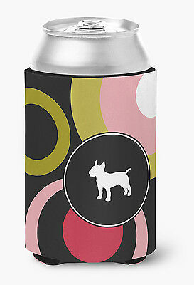 Carolines Treasures  KJ1018CC Bull Terrier Can or Bottle Beverage Insulator Hugg