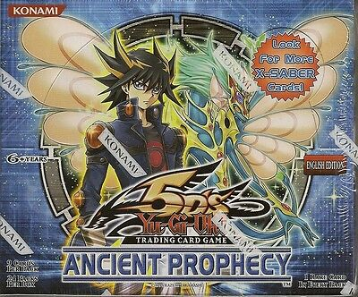 Yu-Gi-Oh! Ancient Prophecy Sealed Unlimited Edition Booster Box