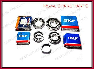 Vespa Ball Bearing Set Vespa T5,Rally 200 SKF-NRB