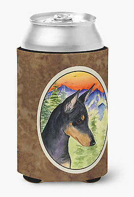 Carolines Treasures  SS8425CC Manchester Terrier Can or Bottle Beverage Insulato