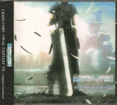MICA-0875-6 CRISIS CORE FINAL FANTASY VII Original Soundtrack Miya Records CD