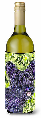 Skye Terrier Wine Bottle Beverage Insulator Beverage Insulator Hugger