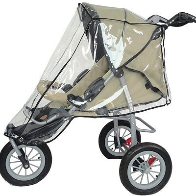 Universal Toddler Baby Pram Stroller Rain Insect Weather Cover Stroller Cover AU