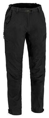 Pinewood 9347 Wildmark Stretch Damen Hose Outdoorhose schwarz (425)