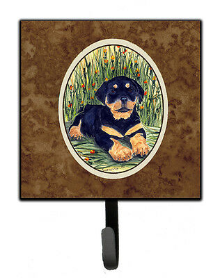Carolines Treasures  SS8107SH4 Rottweiler Leash Holder or Key Hook