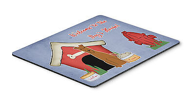 Dog House Collection Irish Terrier Mouse Pad, Hot Pad or Trivet